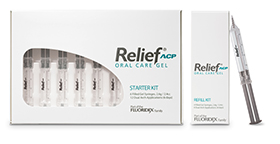 Relief® ACP Oral Care Gel